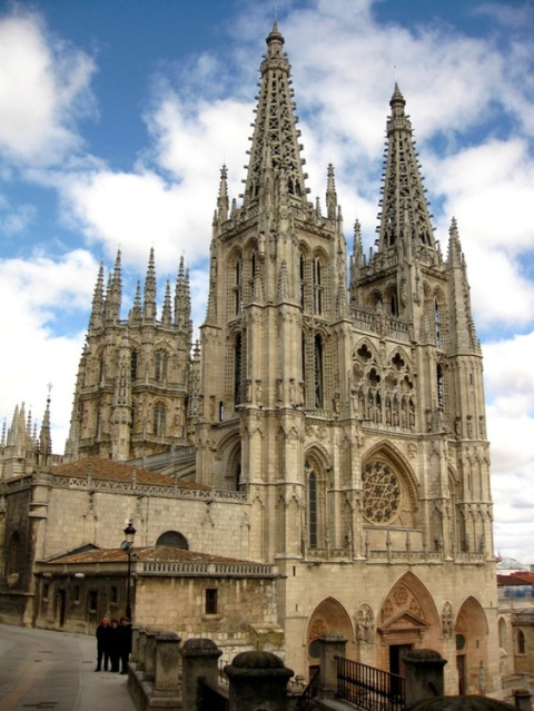 Burgos Cathedral (16th century)