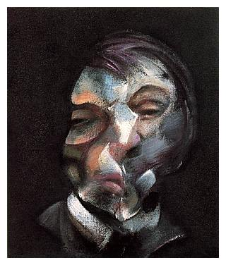 Self Portrait by Francis Bacon (1971)